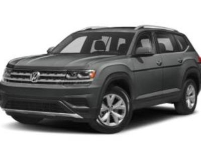 2018 Volkswagen Atlas V6 SE with Technology 4MOTION