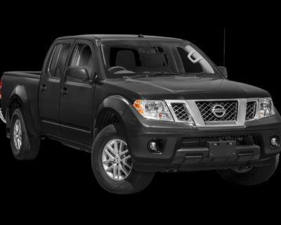 New 2021 Nissan Frontier SV RWD Crew Cab Pickup
