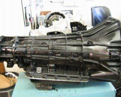 Ford E4od Rebuilt Automatic Transmission (460 Cu. In. Engine) 1991-1998 #1987