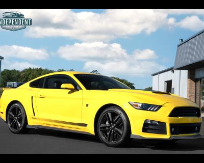 2015 Ford Mustang Fastback Roush Stage 1