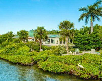 Beach, Boating, Sunsets, Fishing, Kayaking and a Fabulous House ! - Wulfert