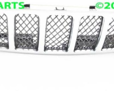 2005 2006 2007 Jeep Grand Cherokee Front Grille Grill Mopar Genuine Oem New