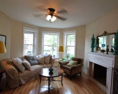 Oak Park 2 Bedroom apartment 15 minutes to Chicago
