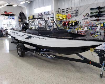 2022 Crestliner 1750 FISH HAWK WT JS Aluminum Fish Boats Kaukauna, WI