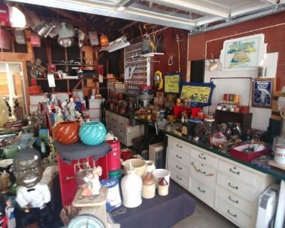 Large Woodworking Tools and Collectibles Estate Sale Alhambra/San Marino