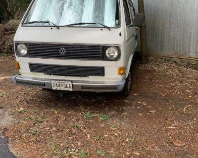 1984 One Owner VW Vanagon Camper Westfalia