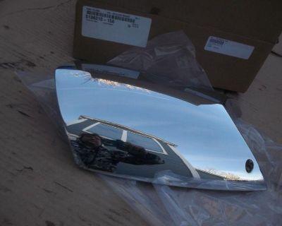 2012 Polaris V12bw36 Cross Roads Headlight Bucket Cover 5136210-156 Ew36 Bucket