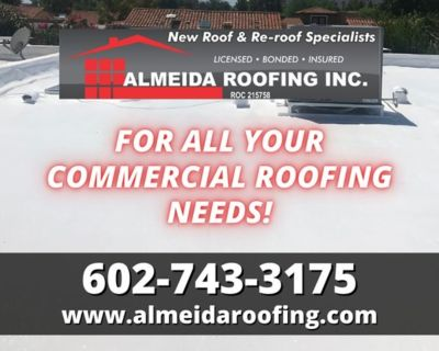 Commercial Roofing Company In Phoenix