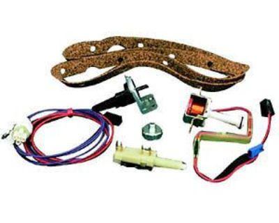 Painless 60109 Gm 700r4 Torque Converter Lock Up Kit