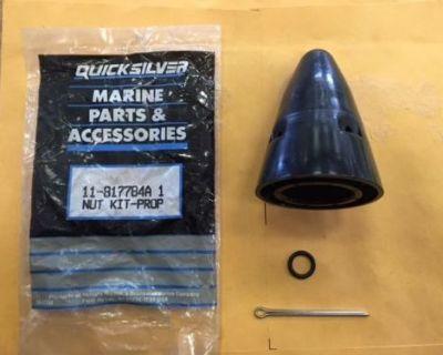 New Nla Oem Mercury Chrysler Outboard Prop Nut Kit 11-817784a1