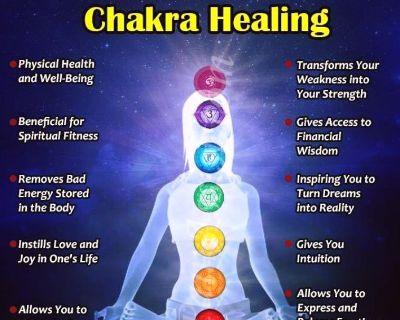 Relaxation and Chakra balancing
