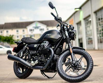 2021 Moto Guzzi V7 Stone E5 Cruiser Houston, TX