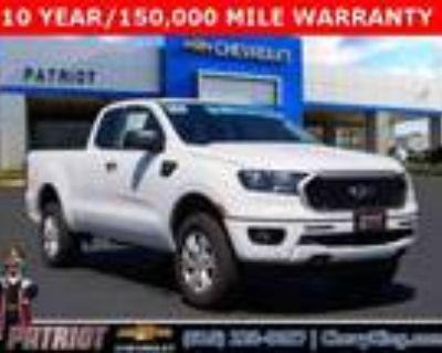 2019 Ford Ranger White, 23K miles