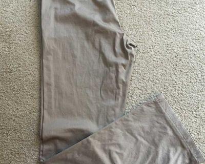 Women s khaki pants