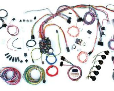 68 Nova Wire Wiring Harness Aaw Classic Update 510201