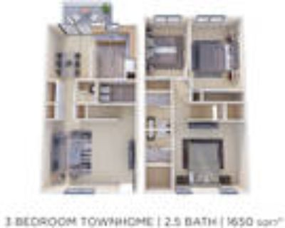 Brookside Manor Apartments & Townhomes - 3 Bedroom 2.5 Bath
