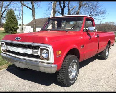 1970 Chevrolet 1/2-Ton Pickup