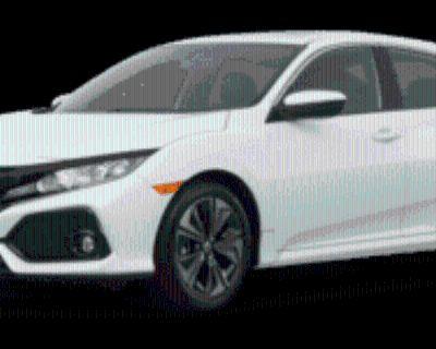 2017 Honda Civic EX-L Navi