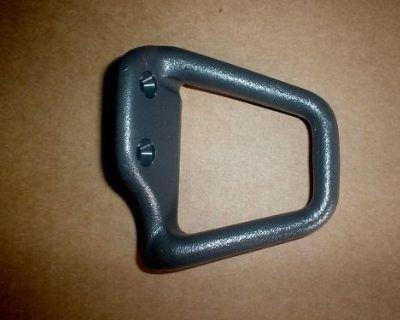 94-96 Camaro Firebird Seat Belt Guide Graphite Nos Rh