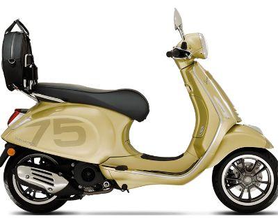 2021 Vespa Primavera 150 75th Scooter Plano, TX