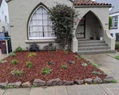 551 Aileen St, Oakland, CA 94609 2 Bedroom House