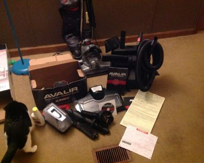 Vacuum cleaner high end Kirby