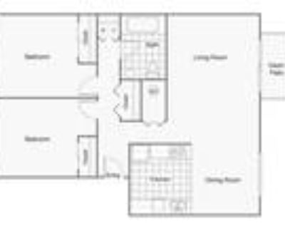 Overland Avenue Apartments - Two Bedroom, One Bathroom