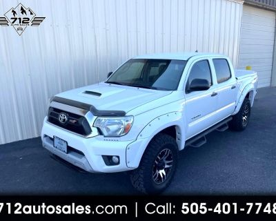 Used 2014 Toyota Tacoma PreRunner Double Cab V6 5AT 2WD
