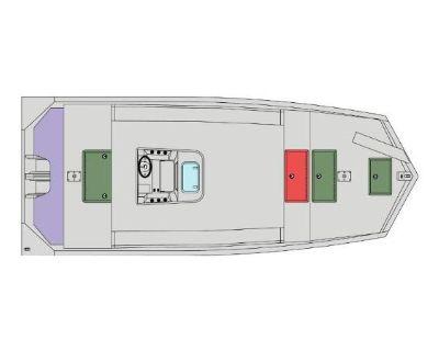 2021 SeaArk 2072 FXT Deluxe CC