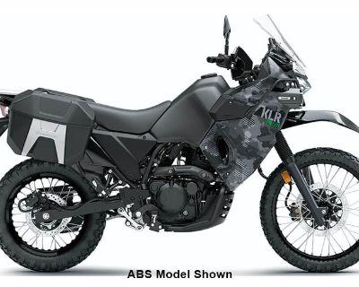 2022 Kawasaki KLR 650 Adventure Dual Purpose Oklahoma City, OK