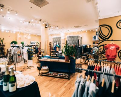 Retail Flex Space with Intimate Cultural Vibe, Washington, DC, DC