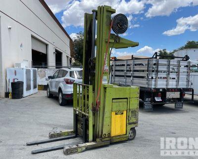 Clark NP500-458 2300 lb Reach Truck