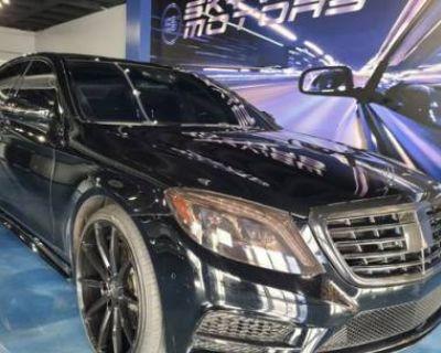 2016 Mercedes-Benz S-Class S 550 Plug-In Hybrid