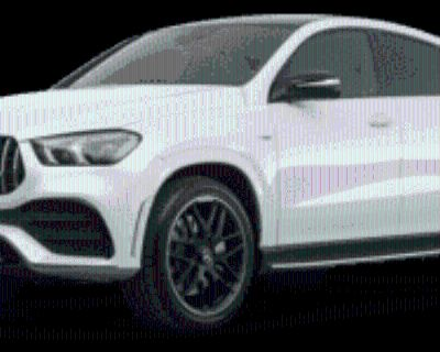 2021 Mercedes-Benz GLE AMG GLE 53 Coupe 4MATIC