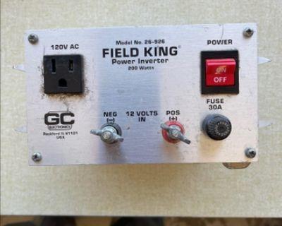 Field King Power Inverter