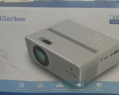Wifi Projector with remote