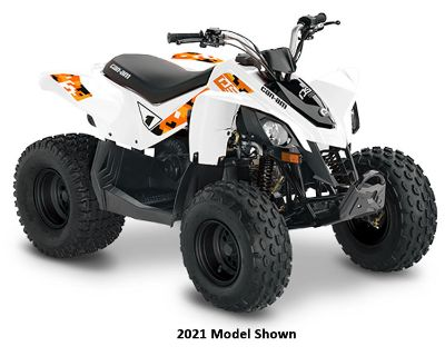 2022 Can-Am DS 90 ATV Kids Lafayette, LA