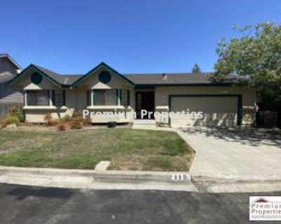 115 Sunnybrae Ct, Martinez, CA 94553 3 Bedroom House