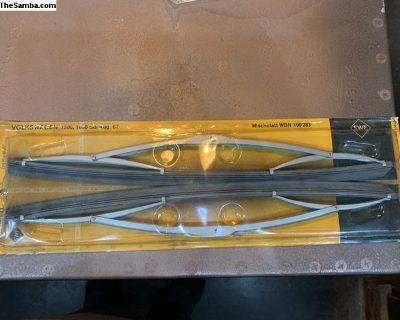 NOS Type 3 SWF wiper blades
