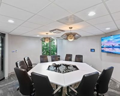 Private Meeting Room for 12 at Downtown Works San Diego