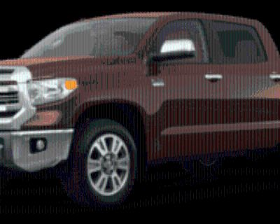 2021 Toyota Tundra 1794 Edition CrewMax 5.5' Bed 5.7L 4WD
