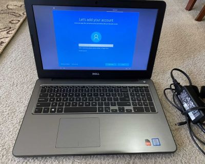 2017 Dell Inspiron i7 7th Generation! MUST SEE!!