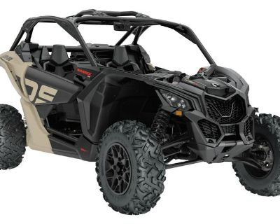 2021 Can-Am Maverick X3 DS Turbo R Utility Sport Amarillo, TX