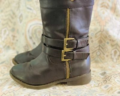 Toddler riding boots by Kenneth Cole size 8