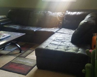 FREE: XL 2 Piece Sectional