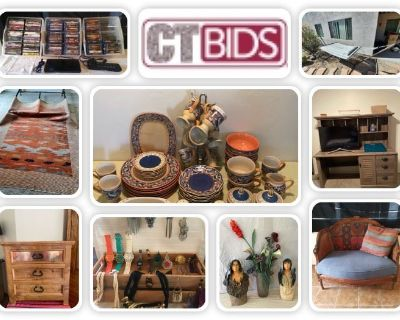 CARING TRANSITIONS RICHBERG IN-HOME ONLINE AUCTION / ORANGE GROVE & NORTH 1ST / ENDS 02/23/21