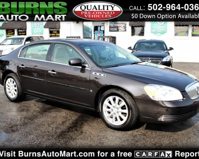 Used 2009 Buick Lucerne 4dr Sdn CXL