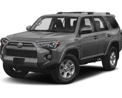 Certified Pre-Owned 2021 Toyota 4Runner SR5 Premium RWD 4D Sport Utility