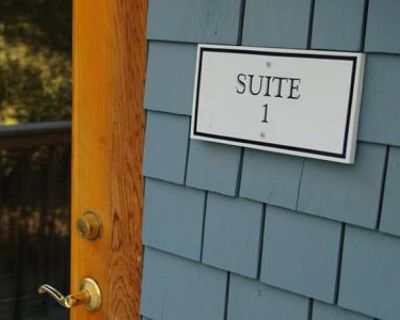 suite 1 - One bedroom private suite - Paso Robles
