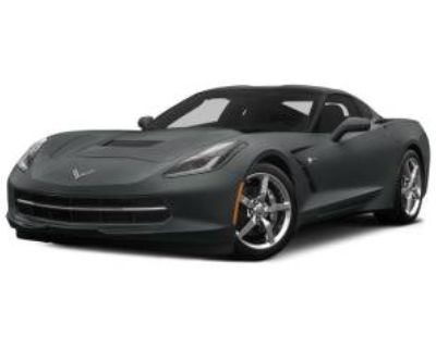2015 Chevrolet Corvette Stingray with 2LT Coupe